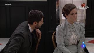Acacias 38 - Juliana le cuenta a Víctor sus problemas con Susana