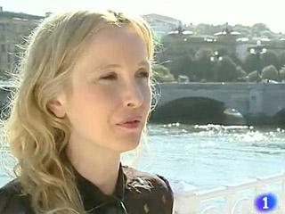 Julie Delpy llega como directora a San Sebastián