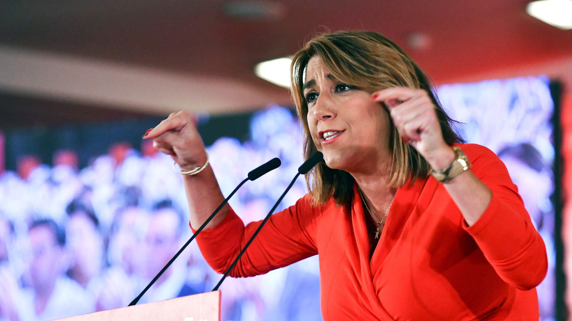 Ir al VideoLa Junta de Andalucía culpa a Susana Díaz de las dificultades para recuperar el dinero defraudado en los ERE