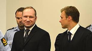La justicia noruega condena a Breivik a 21 años prorrogables al considerarlo mentalmente sano