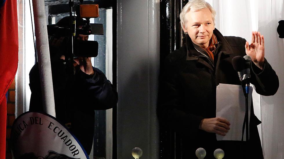 La Justicia sueca y los abogados de Julian Assange aceptan interrogarle en Londres