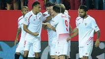 Ir al VideoJuve y Sevilla buscan en la Champions el lugar para levantar el vuelo