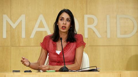 Ir al VideoUn juzgado suspende cautelarmente el acto a favor del referéndum en Madrid
