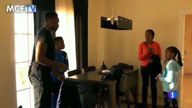 Los Kameni, una familia malaguista