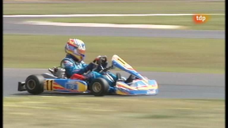Karting - Campeonato de España. 1ª prueba. Cartaya (Huelva)