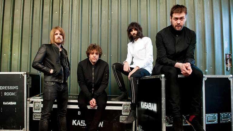 Kasabian subió el volúmen de la música y el ánimo en el Festival de Benicàssim