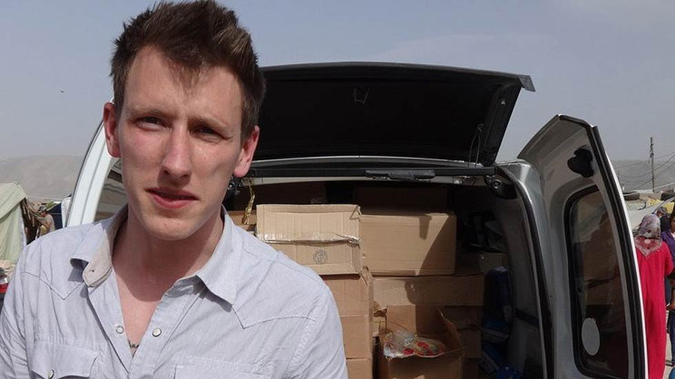 Kassig es el quinto rehén occidental decapitado por el Estado Islámico
