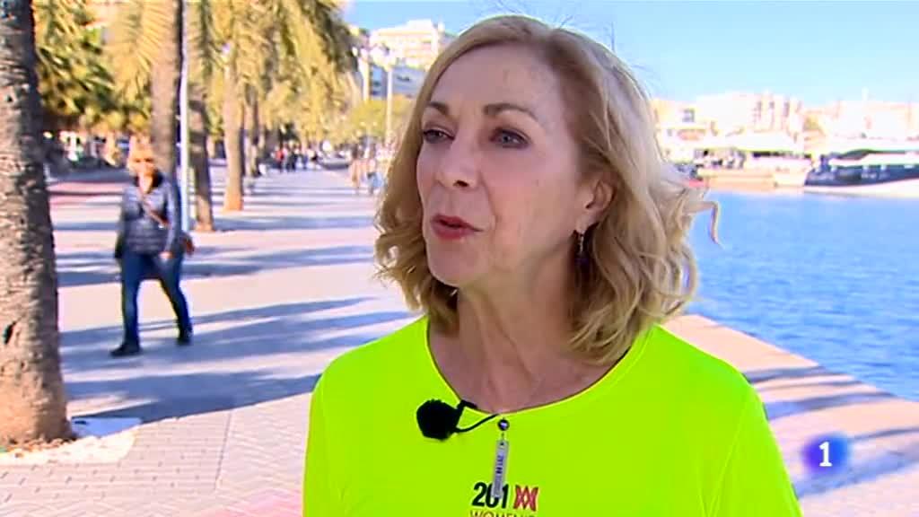 Ir al VideoKatherine Switzer recuerda en España su hazaña en la maratón de Boston