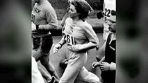 Ir al VideoKathrine Switzer, primera mujer que corrió un maratón, regresa a Boston 50 años después para hacer la misma carrera