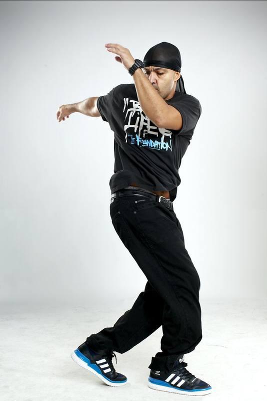 Ken Swift: una leyenda del breakdance mundial
