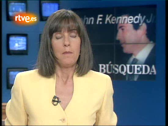 Kennedy:  Hallazgo del cadáver de John John Kennedy