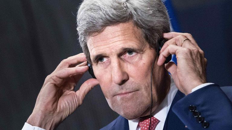 Kerry busca apoyos para la lucha contra el Estado Islámico