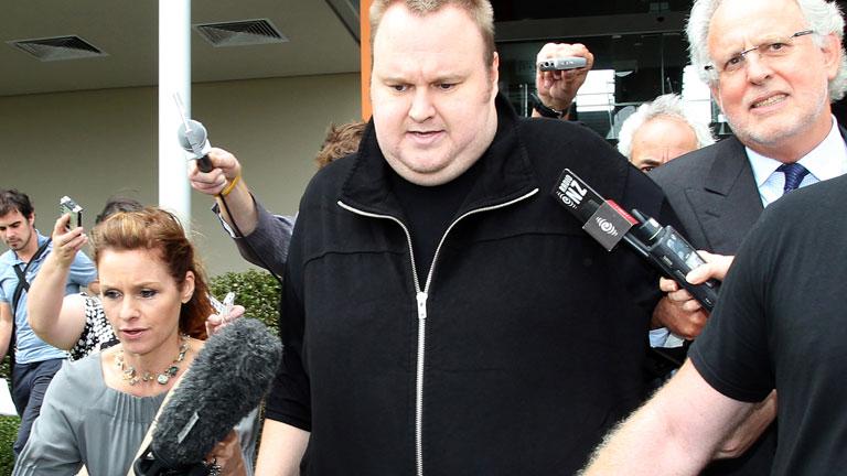 Kim 'Dotcom', en libertad condicional