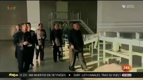 Ir al VideoKim Jong-un reaparece en los medios oficiales norcoreanos tras los rumores sobre su estado de salud