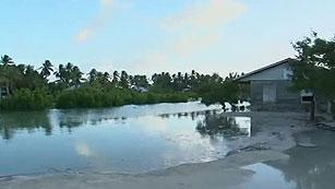 Kiribati aprueba un plan para comprar a otro país tierras por el miedo a desaparecer