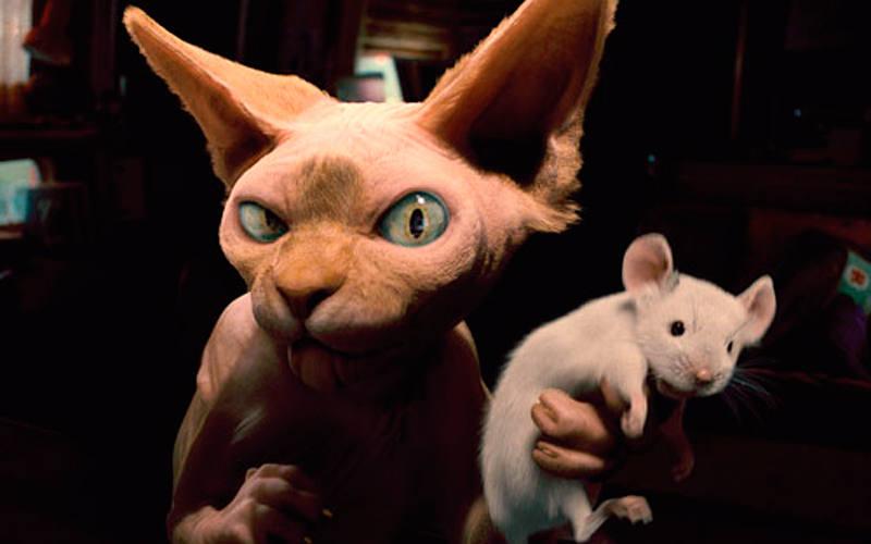 Kitty Galore, el villano de 'Como perros y gatos'