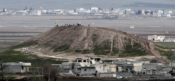Kobani, libre de yihadistas después de que las furezas kurdas expulsaran al EI