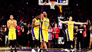 Kobe Bryant se regala una despedida a la altura de su mito con 60 puntos ante Utah Jazz