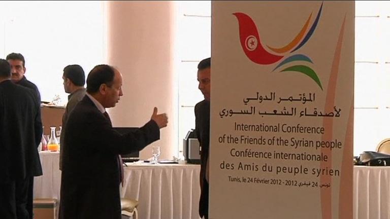 Kofi Annan, enviado especial de Naciones Unidas y la Liga Árabe para Siria