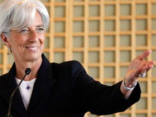 Lagarde, candidata al FMI