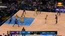 Ir al VideoLos Lakers baten a los Warriors en el último amistoso sin LeBron