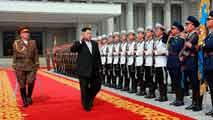 Ir al VideoEl lanzamiento de un nuevo misil eleva la tensión en torno a Corea del Norte