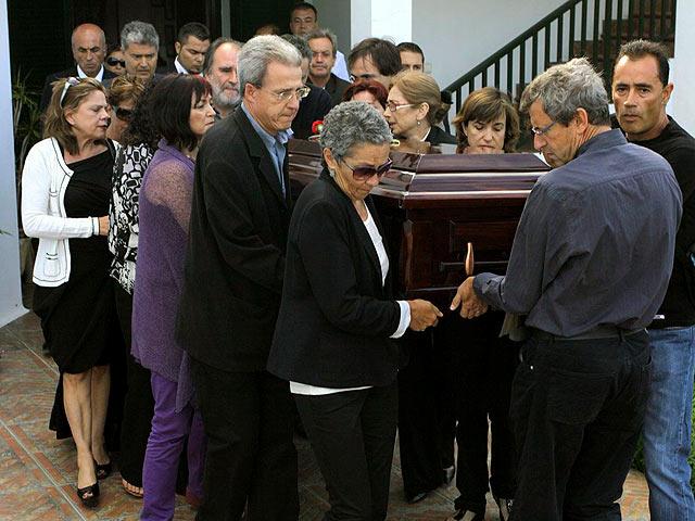 Lanzarote despide a José Saramago