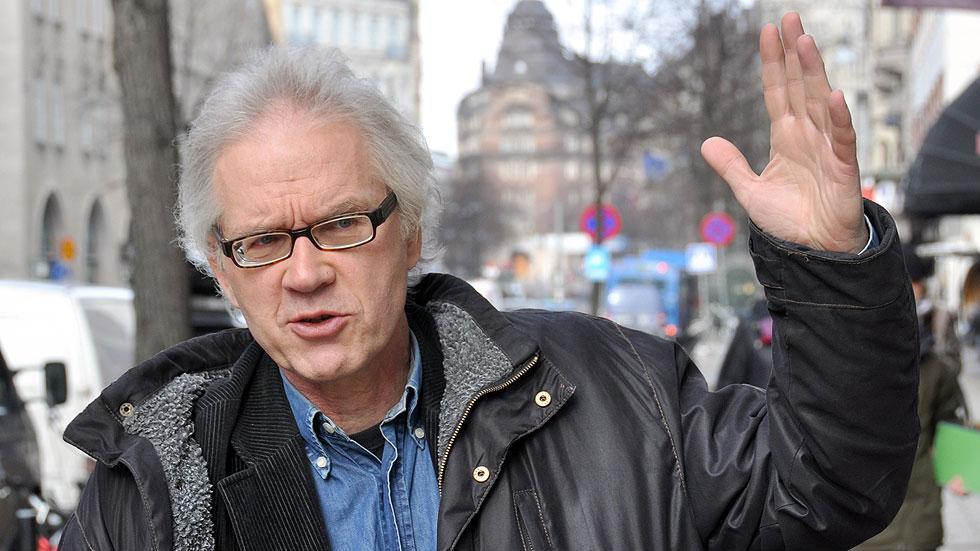 Lars Vilks, un artista en el punto de mira de Al Qaeda