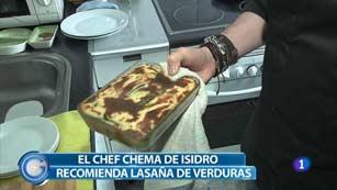 Más Gente - Más Cocina - Lasaña con crema parmentier