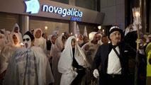 Ir al VideoEl laudo arbitral de las preferentes de Novagalicia devuelve a 7.000 personas su dinero