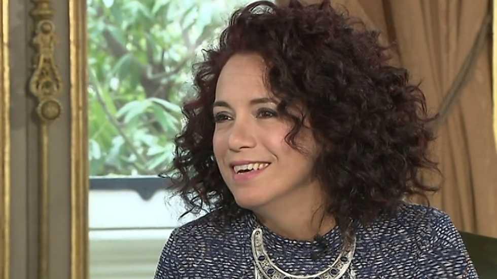 Conversatorios en Casa de América - Laura de la Uz