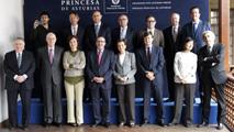 Ir al VideoLectura del fallo del del Premio Princesa de Asturias de las Artes 2015