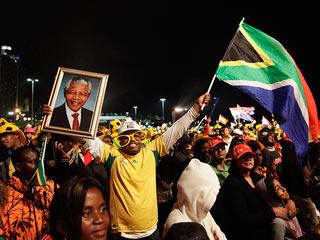 El legado de Mandela guía a Sudáfrica
