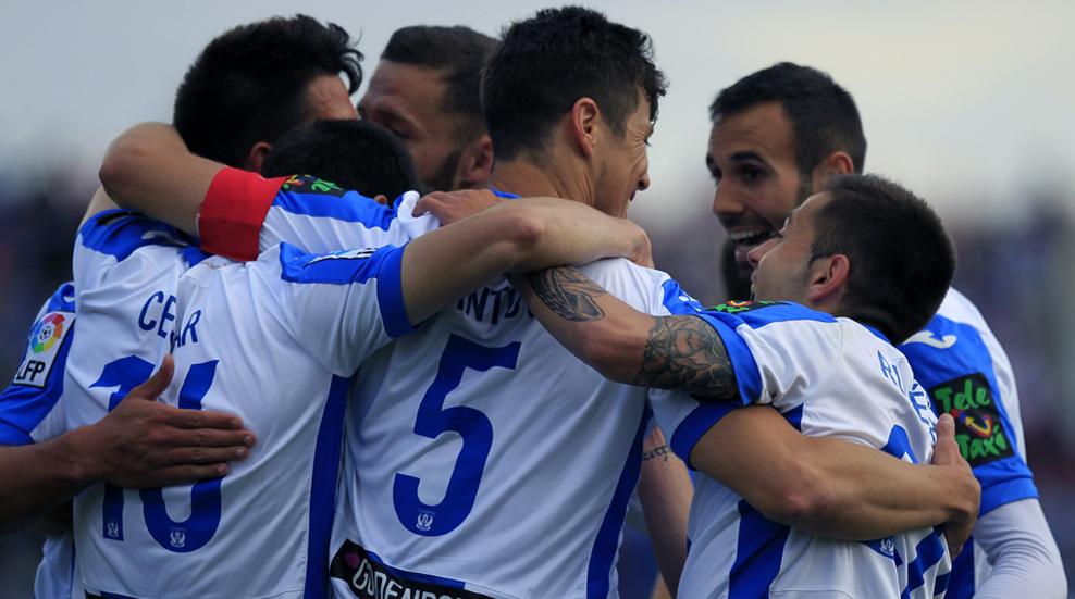 El Leganés se convierte en equipo de Primera