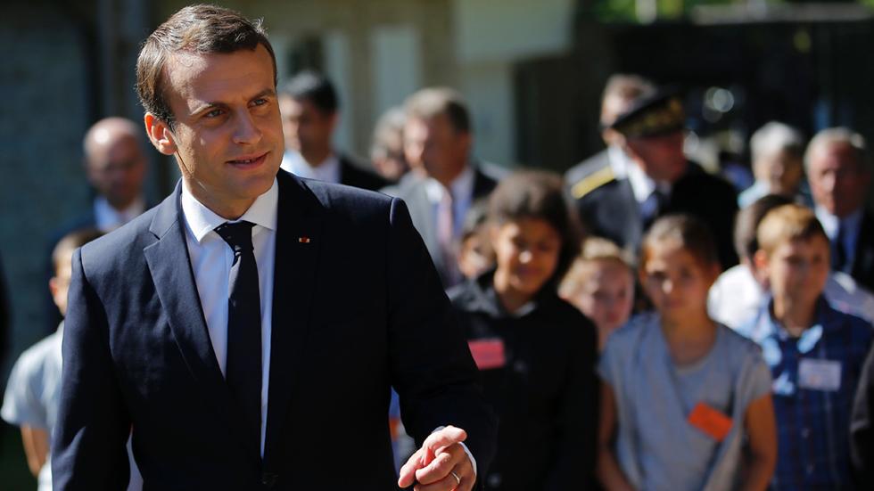 Las legislativas en Francia auguran una victoria para la formación de Macron