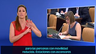 En lengua de signos - 04/06/17