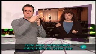 En lengua de signos - 14/01/12