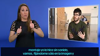 En lengua de signos - 23/04/17