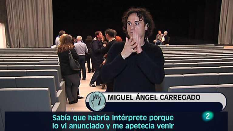 En lengua de signos - 26/05/12