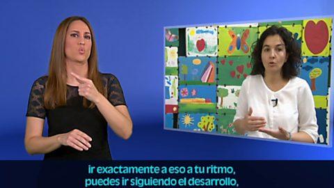 En lengua de signos - 30/07/17