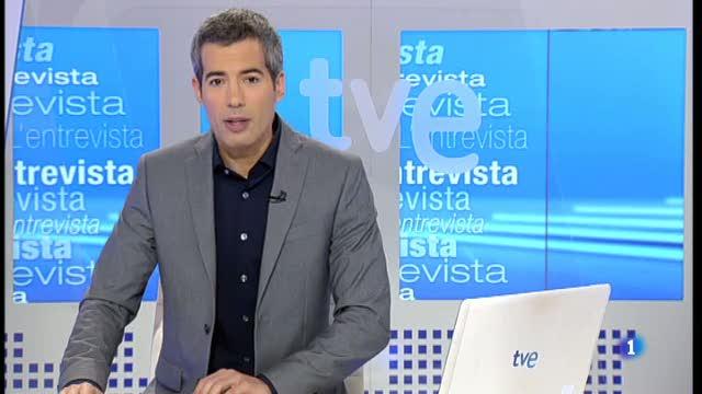 L'Entrevista de l'Informatiu Cap de Setmana: Joan Elias, rector de la UB que ens explica l'acte per recordar els 13 estudiants d'Erasmus morts ara fa un any en un accident d'autocar - 18/03/2017