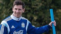 Ir al VideoLeo Messi no está lesionado y tranquiliza a sus fans