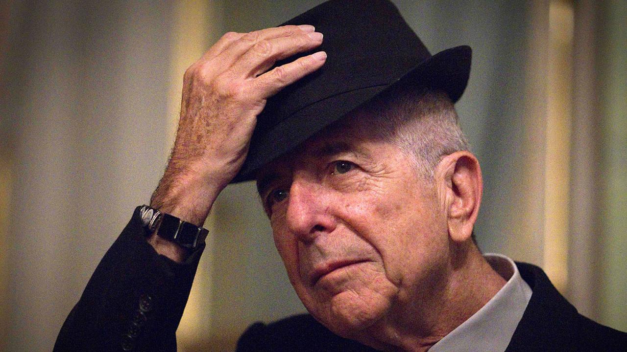 Leonard Cohen en una imagen de enero de 2012