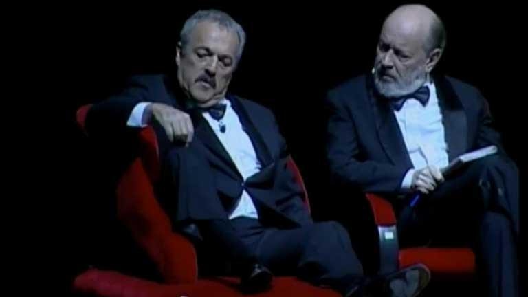"Les Luthiers estrenan mañana en Madrid ""Lutherapia"""