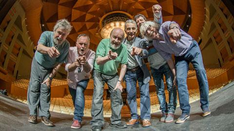 Les Luthiers siguen de gira por España