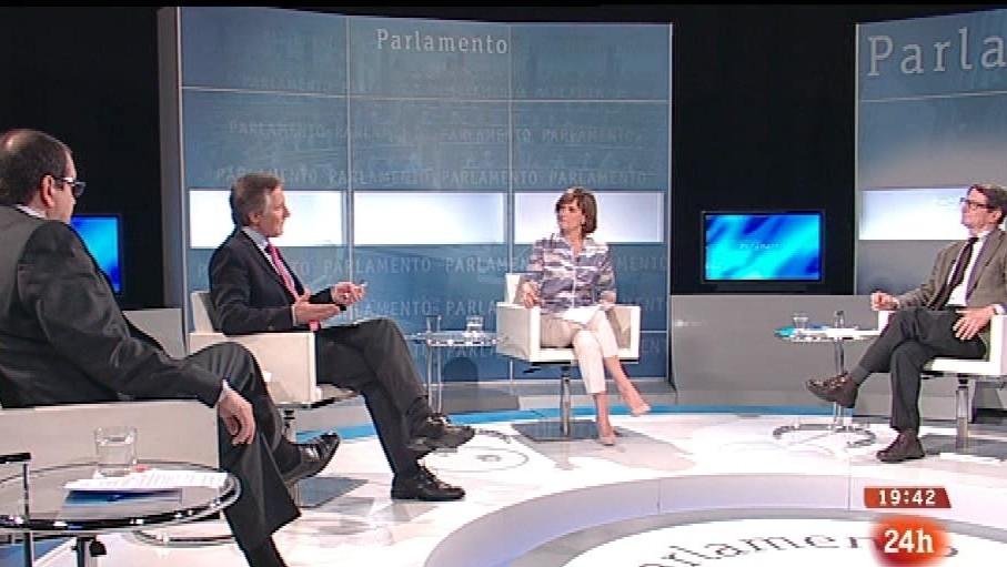 Parlamento - El debate - Ley de Enjuiciamiento Criminal - 02/05/2015