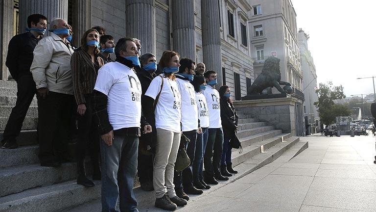 La ley de seguridad ciudadana inicia su trámite con toda la oposición en contra
