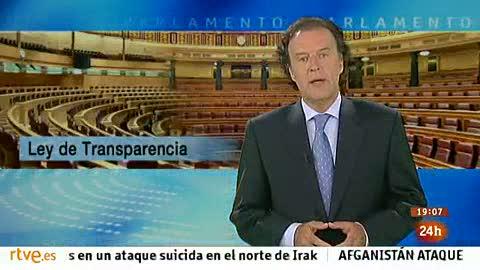 Parlamento - El foco parlamentario - Ley de Transparencia - 14/09/2013