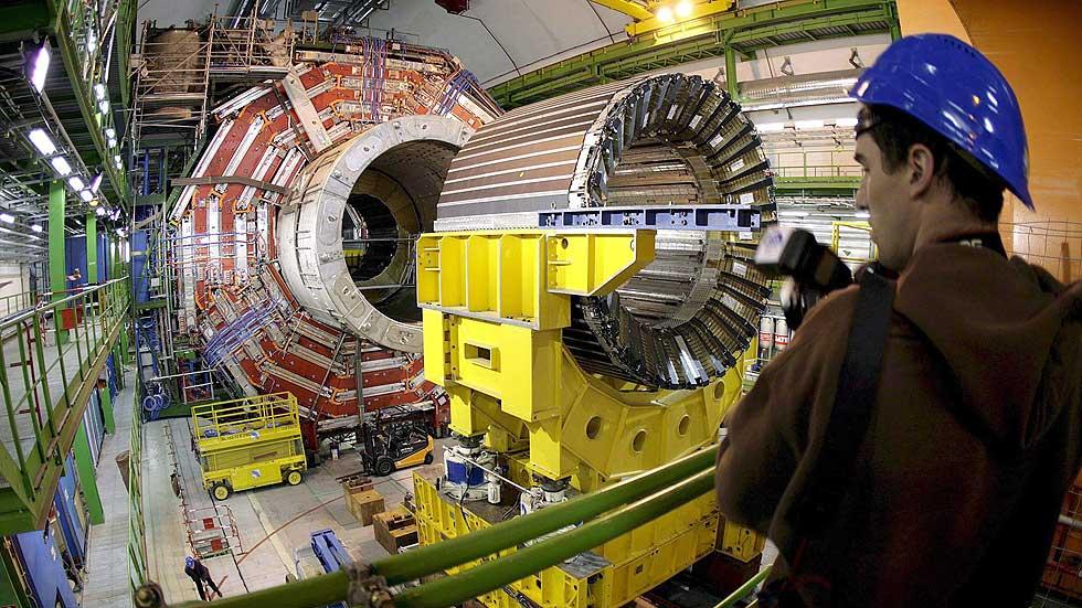 El LHC vuelve a funcionar tras dos años de reparaciones