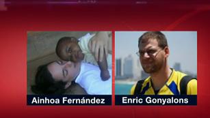 Liberados los dos cooperantes españoles secuestrados en Tinduf hace 9 meses